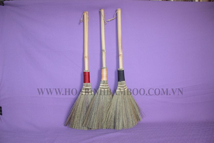 Grass-broom