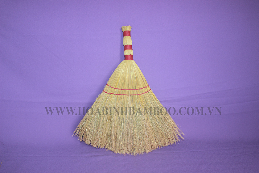 Straw-Broom